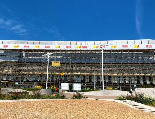 NTRIX scaffolding